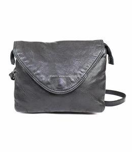 Bear Design Umschlagtasche 'Mai' - CL 36810 Schwarz
