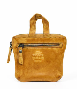 Bear Design Sleuteletui/Tasje CP4101 Yellow