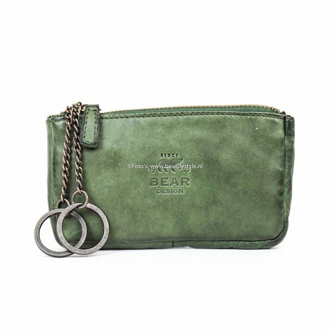 Sleutel/Losgeld Etui CL7616 XL - Groen