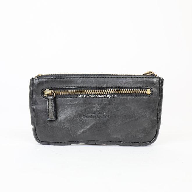 Sleutel/Losgeld Etui CL7616 XL - Zwart