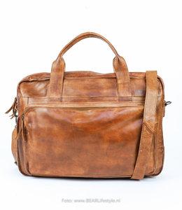 "Bear Design Laptoptasche 'Dani' 17"" CL 36824 Cognac"