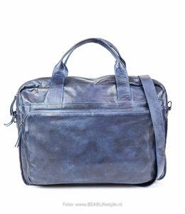 "Bear Design Laptoptasche 'Dani' 17"" CL 36824 Blau"