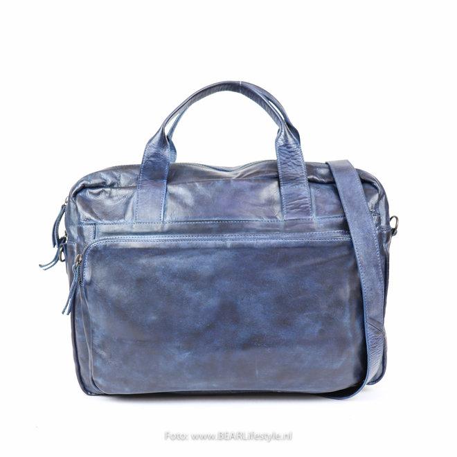 "Laptoptasche 'Dani' 17"" CL 36824 Blau"