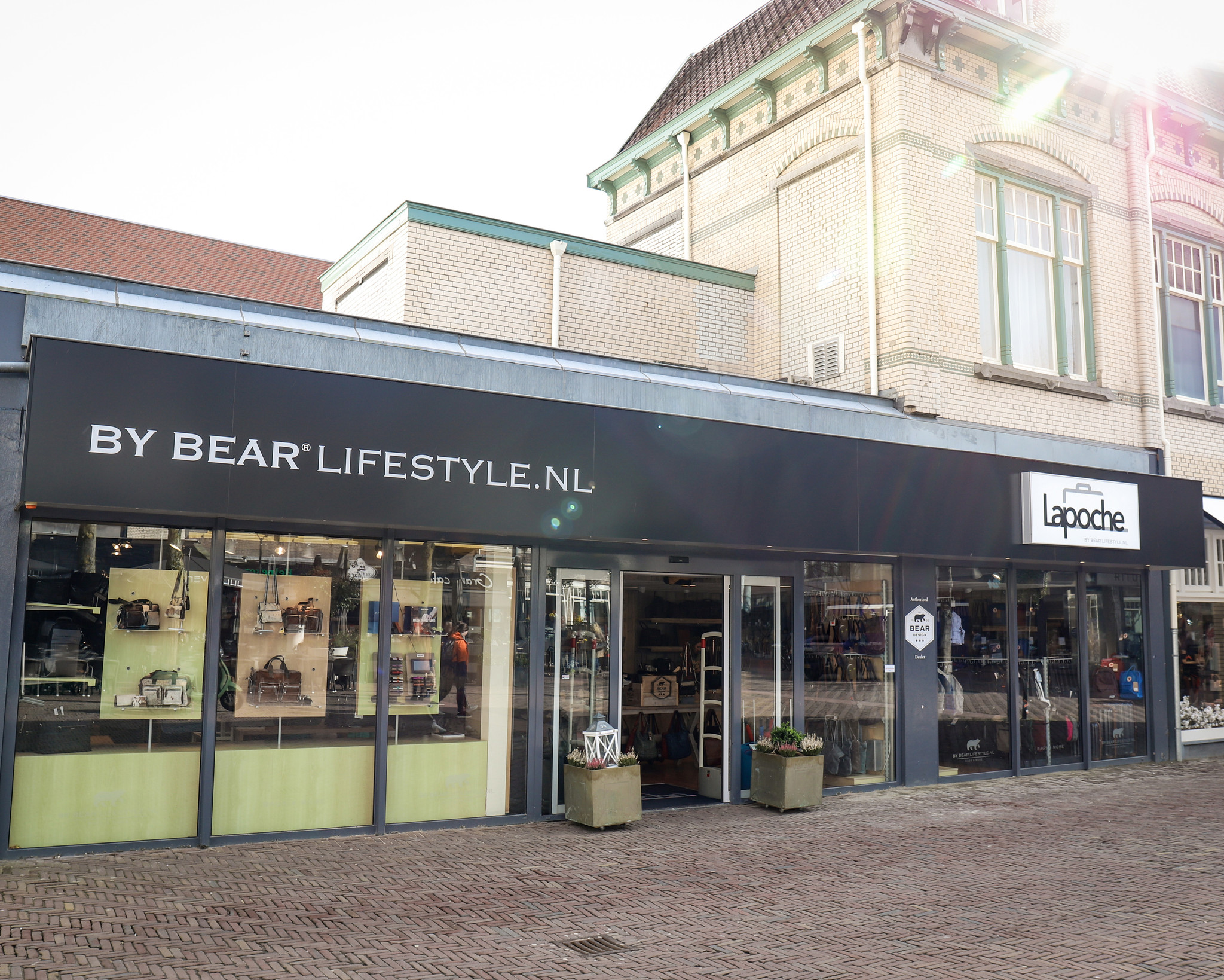 Lapoche by BEAR Lifestyle Apeldoorn