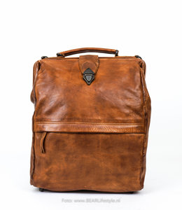 Bear Design Dokterstas CL 36646 'Ross' - Cognac