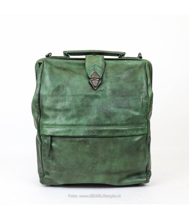 Bear Design Dokterstas CL 36646 'Ross' - Groen