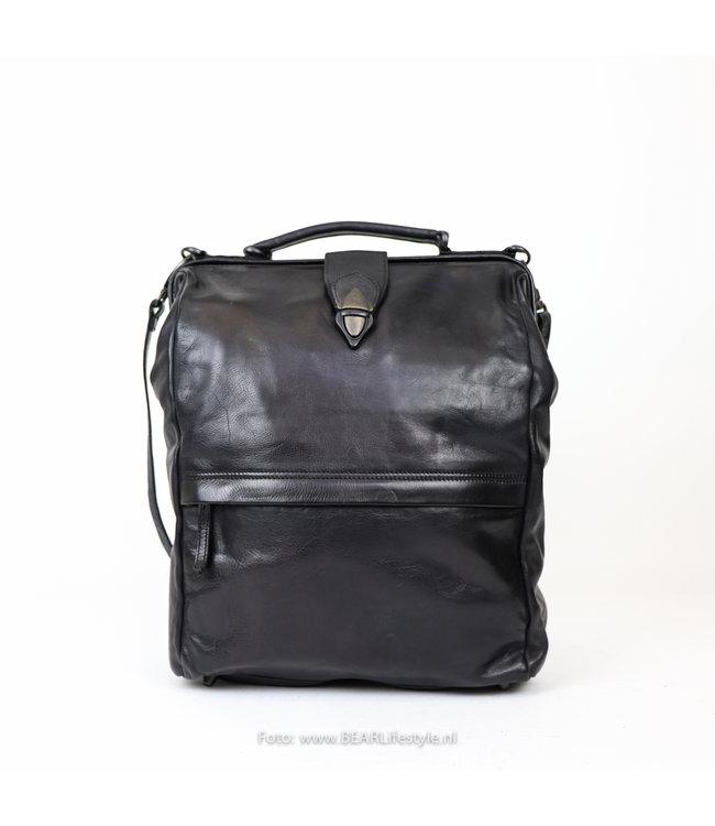 Bear Design Dokterstas CL 36646 'Ross' - Zwart