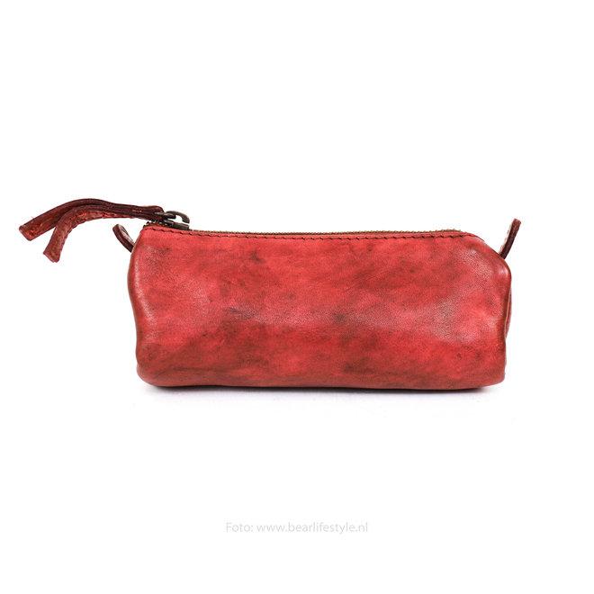 Ledertasche - Rot CL6258