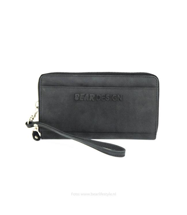 Zip Wallet YN9165 Schwarz