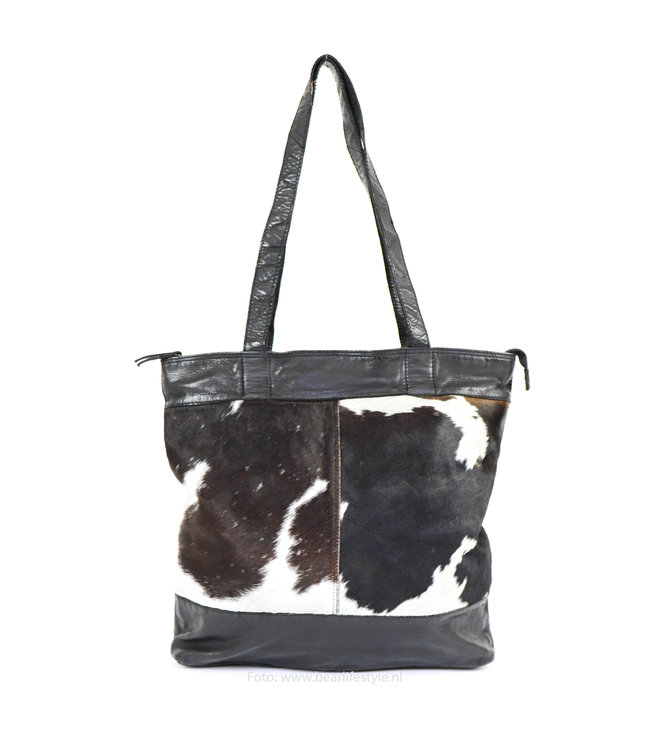 Bear Design Shopper Cow/Lavato CL35105 Cognac