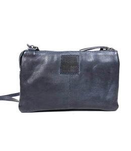 Bear Design Portemonnee tasje XL 'Uma' - Blauw CP30996