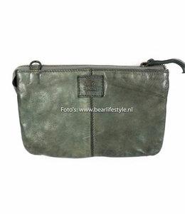 Bear Design Portemonnee tasje XL 'Uma' - Clay CL30996