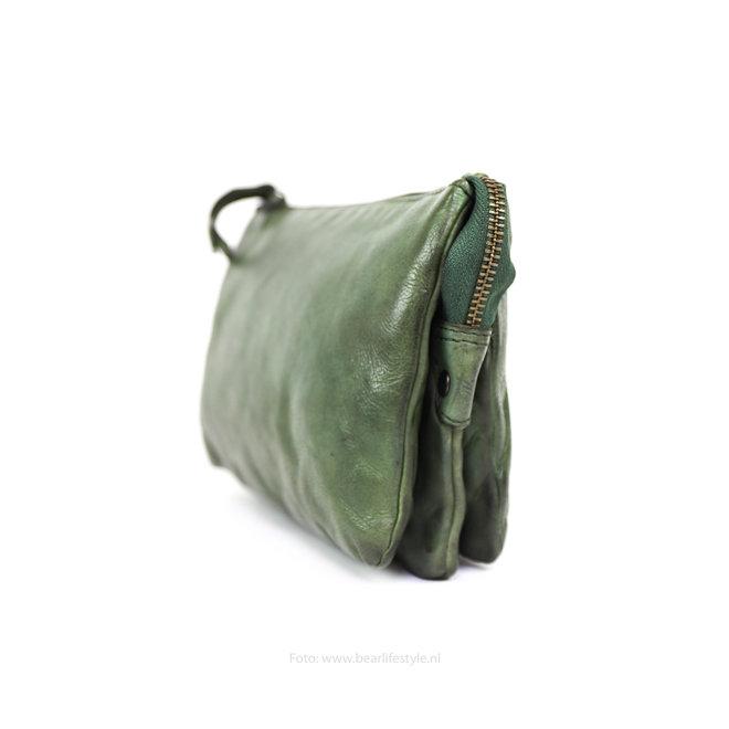 Geldbörse Tasche / Umhängetasche Uma CL30996 Grün