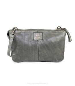 Bear Design Geldbörse Tasche / Umhängetasche Uma CL30996 Grau