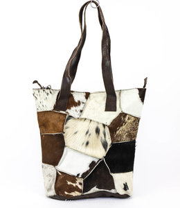 Bear Design Shopper Cow - HH 5087 Bruin