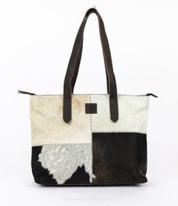 Bear Design Shopper 'Linda' Medium Bruin HH32638