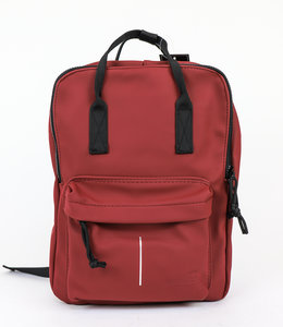 New Rebels Rucksack Mart 'Handel' - Burgundy