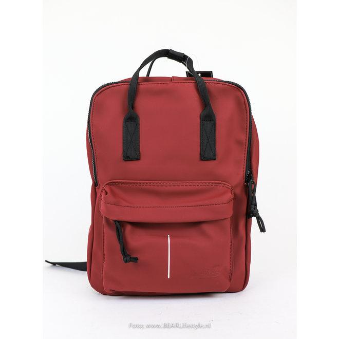 Wasserabweisender Rucksack 'Chris' - Rot