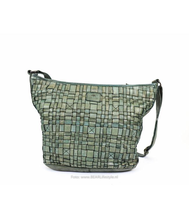 Bear Design Schoudertas 'Tess' Klein - CL 32503 Clay