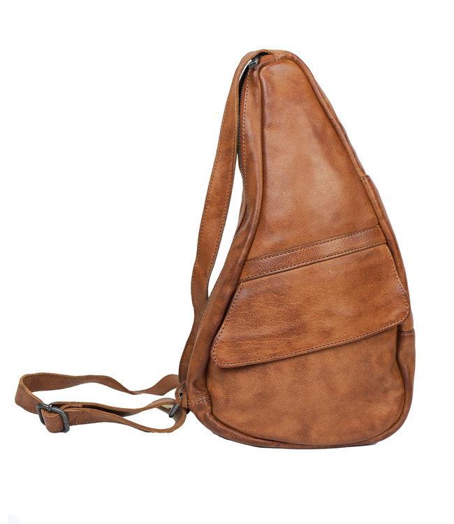 Bear Design Crossbody tas 'Mini Aurora' Cognac CP 1774