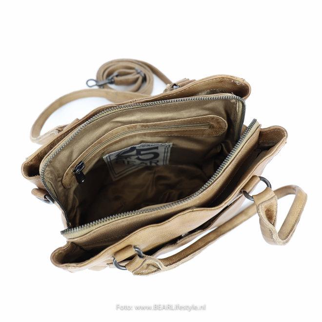 Handtasche/Schultertasche Rita CP1201 Taupe