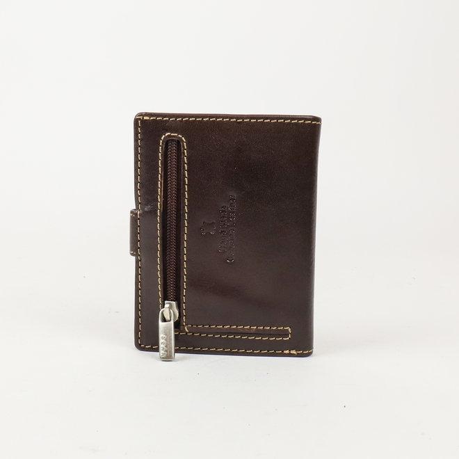 Kartenetui / Portemonnaie RO527 Braun
