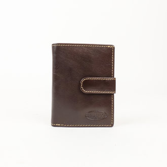 Bear Design Grote heren portemonnee RO2689 Cognac shoppen