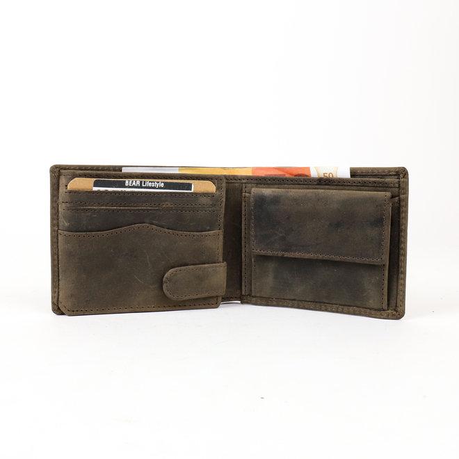 Kleine Brieftasche Braun HD9596