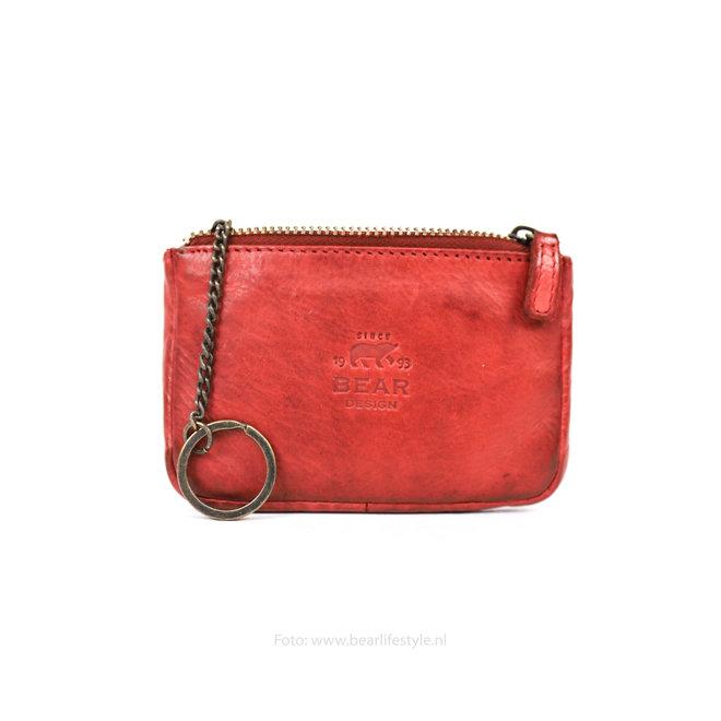 Schlüsseletui CL 16063 Rot