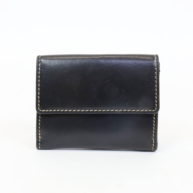 Kleine Geldbörse - Schwarz RO 8460