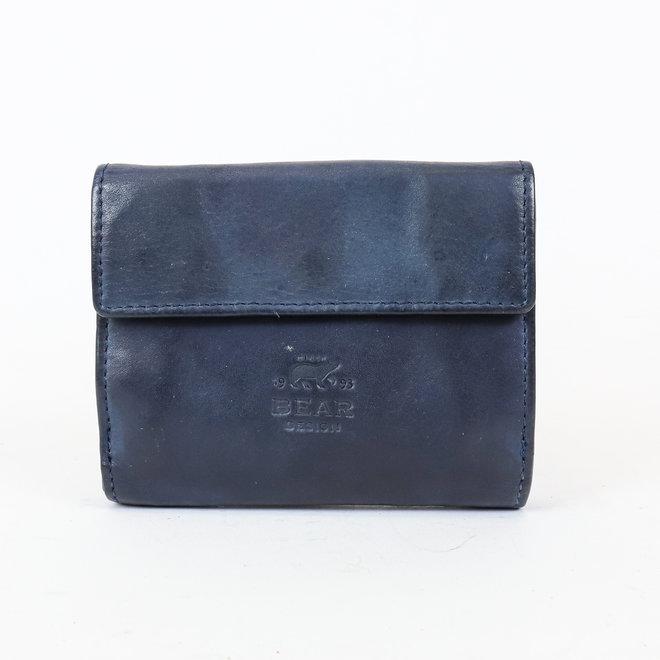 Portemonnee 'Jill' - Blauw CL 16211