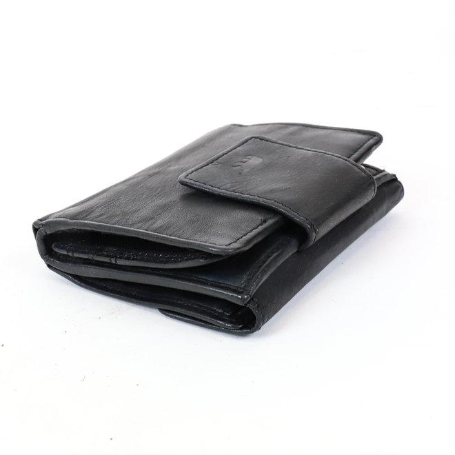 Portemonnee 'Jill' - Zwart CL 16211 RFID