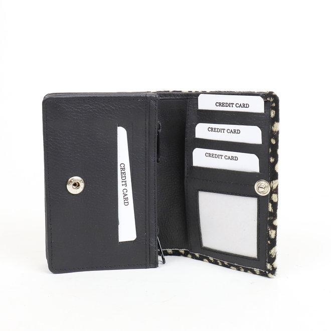 Kleine portemonnee Zebra - HH 10628