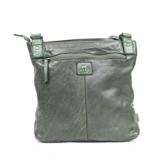 Schoudertasje 'Yara' Groen CL 40523