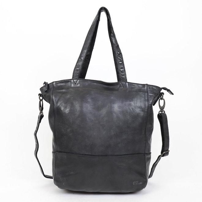 Shopper/Handtas 'Hailey' CL 40593 Zwart