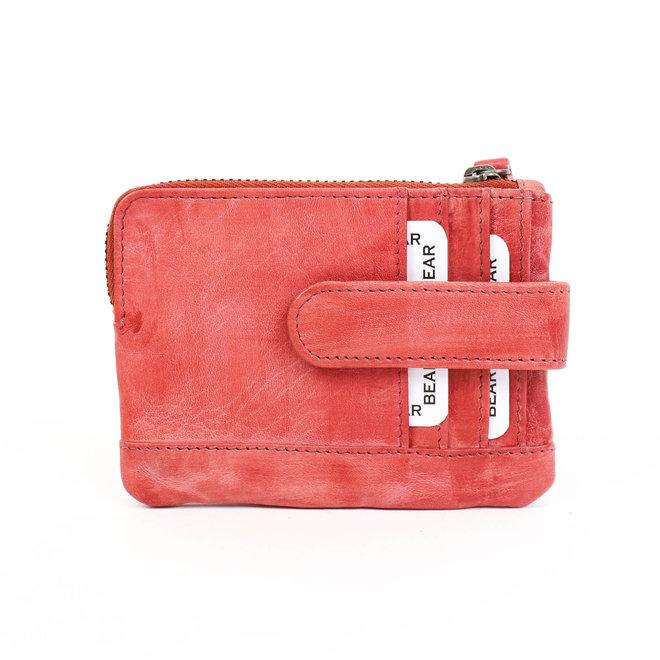 Portemonnaie / Schlüsseletui - CP4110 Pastel Pink 'Carrie'