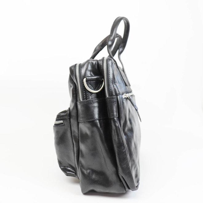 Schouder-/handtas - BU4001 Zwart