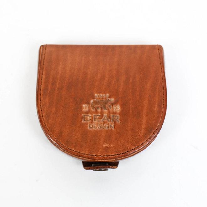 Mini Geldbörse - CL 14925 Cognac