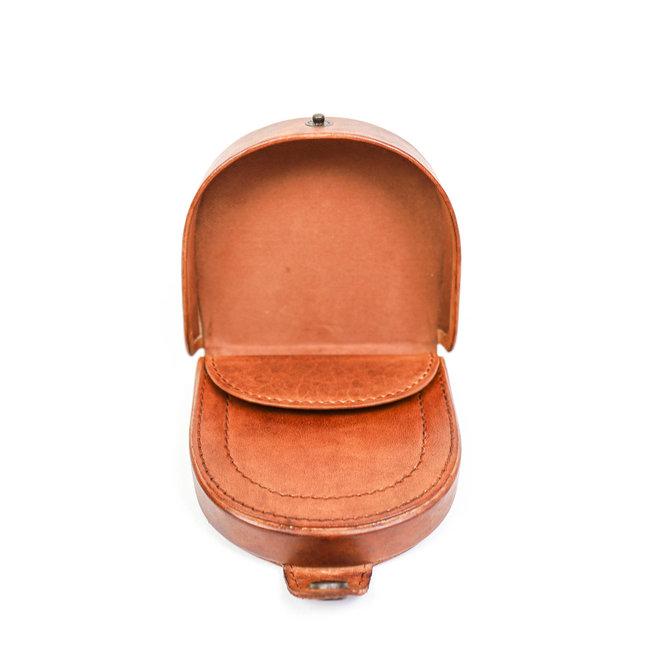 Mini portemonnee - CL 14925 Cognac
