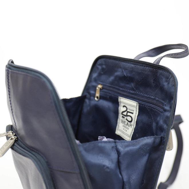Rugzakje 'Barbel' B 6282 Blauw