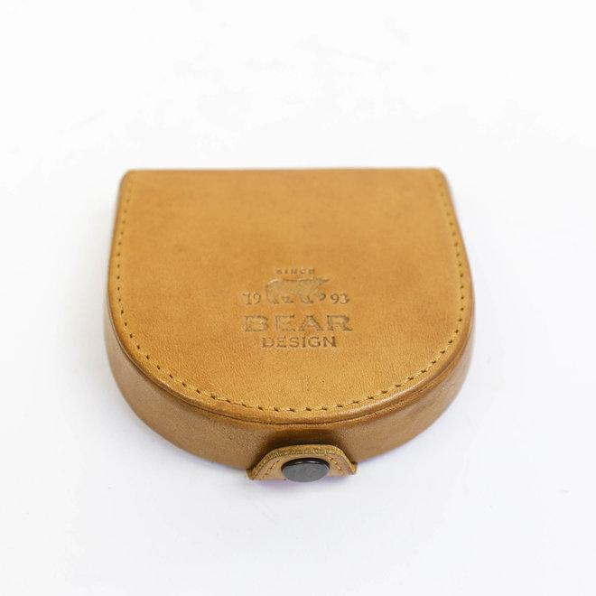 Mini portemonnee - CL 14925 Geel