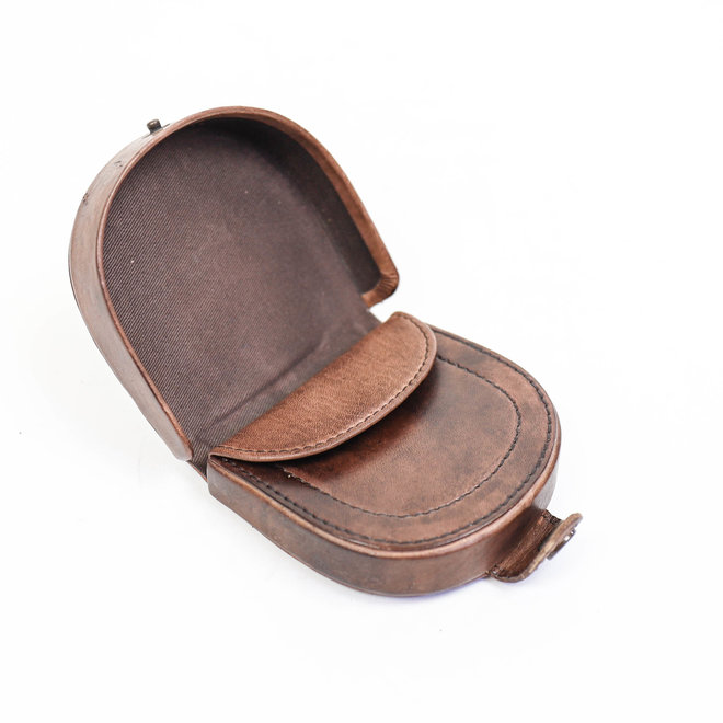 Mini portemonnee - CL 14925 Bruin