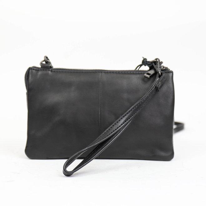 Portemonnee tasje 'Uma' - Zwart CP30996