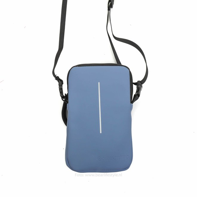 Waterafstotende 'Mart' Phonepocket - Soft Blue