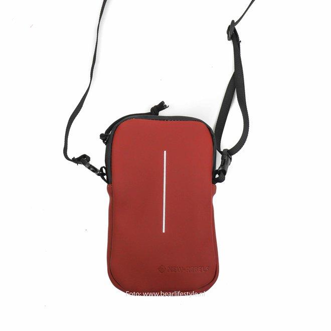 Waterafstotende 'Mart' Phonepocket - Rood