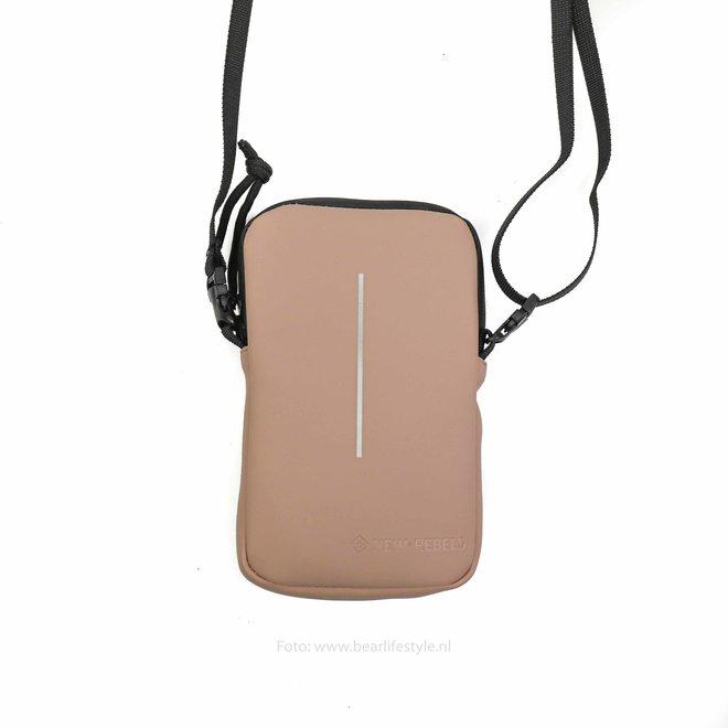 Waterafstotende 'Mart' Phonepocket - Roze