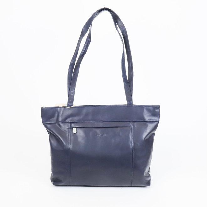 Shopper Bianca B 5386 Blauw