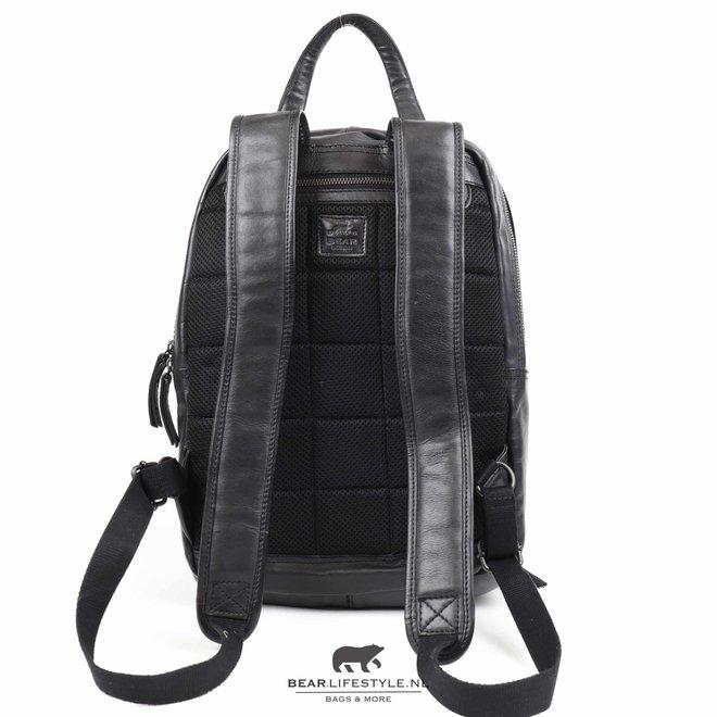 Laptop rugzak 'Daan' - Zwart CL 40945