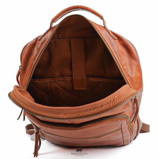 """Laptop Rucksack 17 Inch """"Ties"""" - Schwarz CL 40848"""