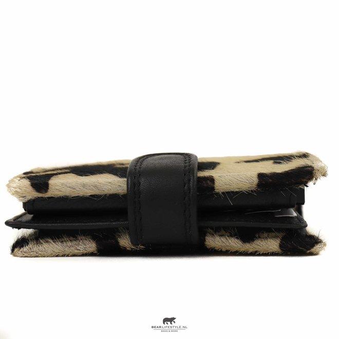 Kleine Brieftasche Anti Skim - Kuh HH 11034